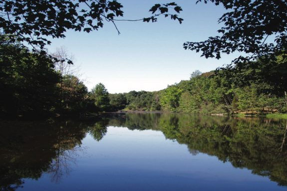 Sussex County river view